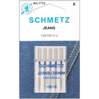 Schmetz Jeans/Denim Needles 5 Pack