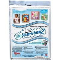 "Steam a Seam Lite 5 Sheets 9"" x 12"""