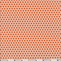 Orange Medium Dot