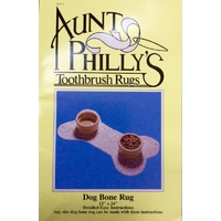 Aunt Philly's Dog Bone Pattern Rug