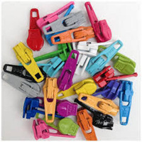 Atkinson Designs Candy Colour Zipper Pulls