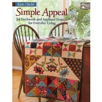 Simple Appeal - Softcover Book from Kim Diel
