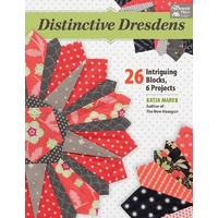 Distinctive Dresdens Book by Katja Marek