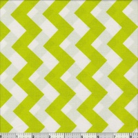 Medium Chevron Lime