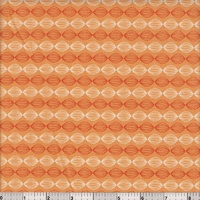 Dinosaur Stripe Orange