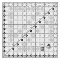 Creative Grids Quilt Ruler Template 12.5 inch Square