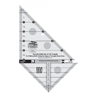 Creative Grids Multi Size Triangle - 45/90 degrees