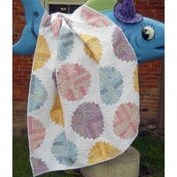 Bubbles Quilt Pattern