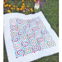 Swirly Pearly Quilt Pattern