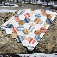 Love On the Rocks Quilt Pattern