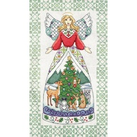 Design Works Winter Angel Cross Stitchery Kit