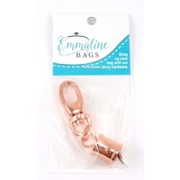 Hanging Tassel Cap Copper for Bag Bling