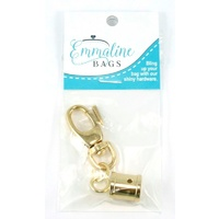 Hanging Tassel Cap Gold for Bag Bling