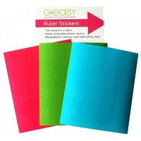 Geasy Ruler Stickers -192 stickers