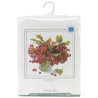 May Rose Bouquet Counted Cross Stitch Kit