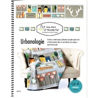 Urbanologie - A Quilt pattern from Sew Kind of Wonderful