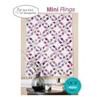 Mini Rings Quilt Pattern by Sew Kind of Wonderful