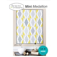 Mini Medallion Quilt Pattern by Sew Kind of Wonderful