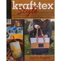 Kraft-Tex Style - Softcover Book