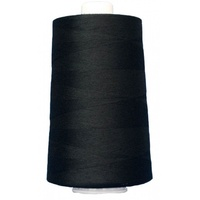 OMNI Polyester Thread 40wt - Black 6000 yd