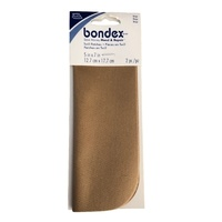 Bondex Iron-On Patch - Beige