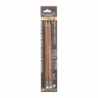 Chalk White Pencil Pastel- 2PK
