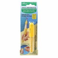 Clover Chaco Liner Pen Style Yellow