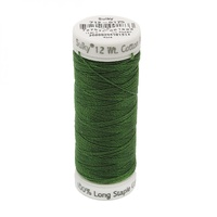 Sulky Thread 12wt Cotton Petites - Palm Green 2ply