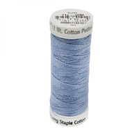 Sulky Thread 12wt Cotton Petites - Periwinkle 2ply