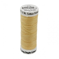 Sulky Thread 12wt Cotton Petites - Primrose 2ply