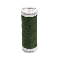 Sulky Thread 12wt Cotton Petites - Evergreen 2ply