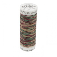 Sulky Thread Cotton Blendables 12wt - 2ply- Vintage Holiday