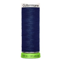 Polyester Thread Recycled -110yd - Gutermann [Colour: Nautical]