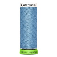 Polyester Thread Recycled -110yd - Gutermann [Colour: Copen Blue]