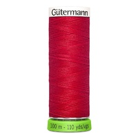 Polyester Thread Recycled -110yd - Gutermann [Colour: Scarlet]