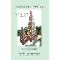 Christmas Trees Pattern - from Aunties Two