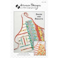 Bacon and Biscuits Apron Pattern