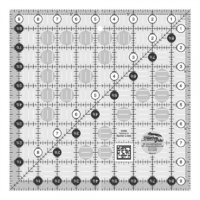 "Creative Grids Quilt Ruler 9.5"" Square"