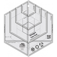 Creative Grids Hexagon Trim Tool - CGRJAW4