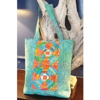 Tropical Pineapple Tote Pattern