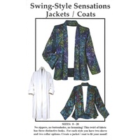 Swing-Style Sensations Jacket / Coat Pattern
