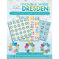 Double Wide Dresden Book by Me and My Sister Designs