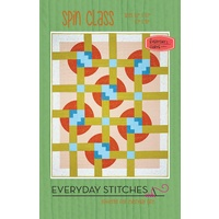 Spin Class Quilt Pattern