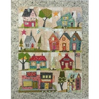 My Kinda Town Collage Pattern-Peggy Larson and Laura Heine