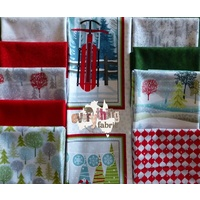 Holiday Cheer Fat Quarter Bundle 10