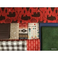 High Adventure Fat Quarter Bundle 9
