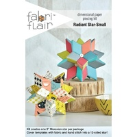 Fabriflair Radiant Star Small Fabriflair Kit