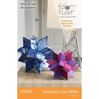 Fabriflair Centerpiece Stars Fabriflair Pattern