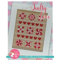 Lori Holt Quilty Love Cross Stitch Pattern
