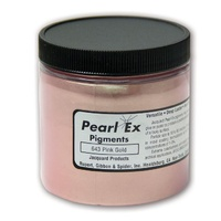 Jacquard Pearl Ex Powdered Pigment-Pink Gold 3gm